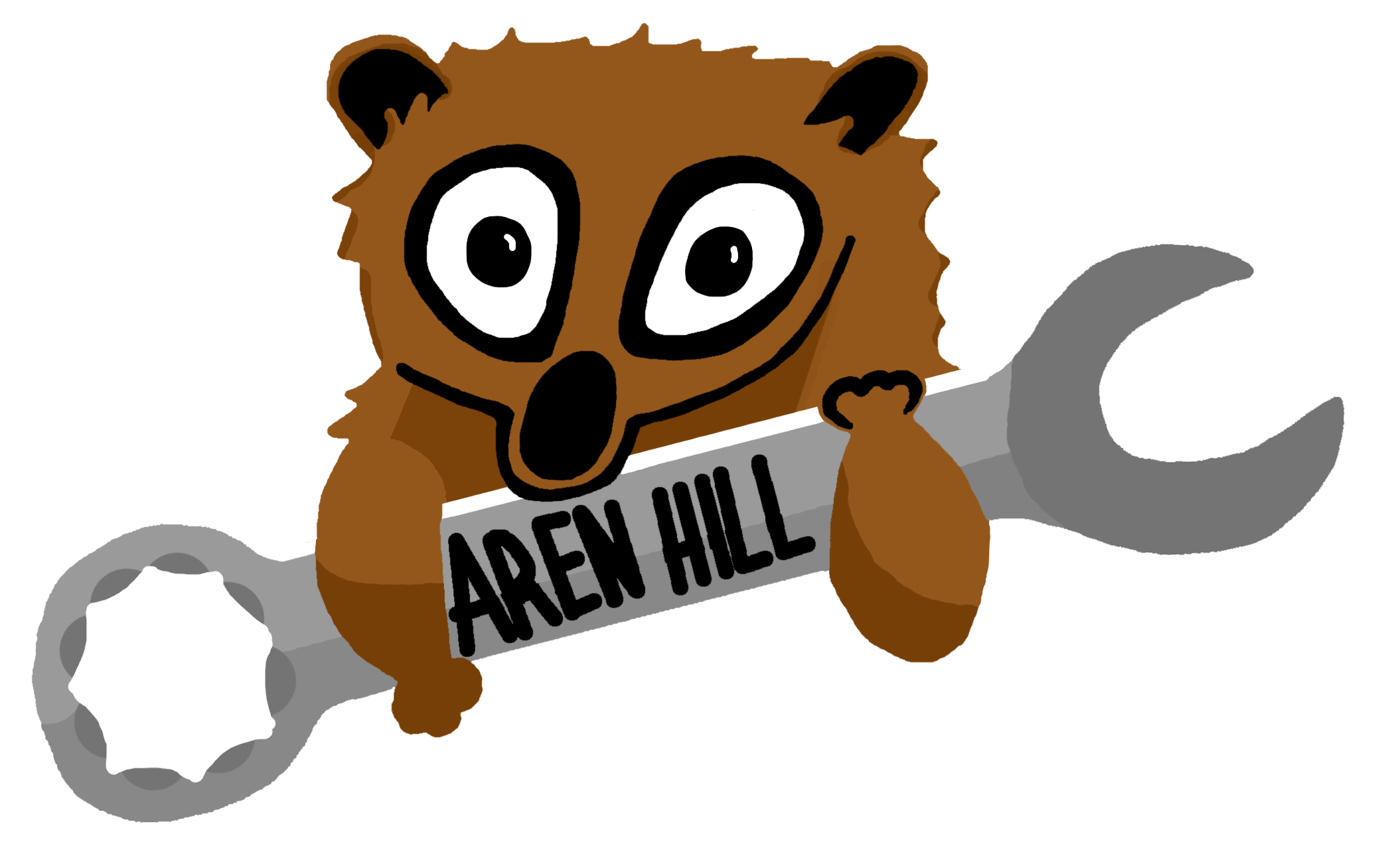 Aren Hill Logo