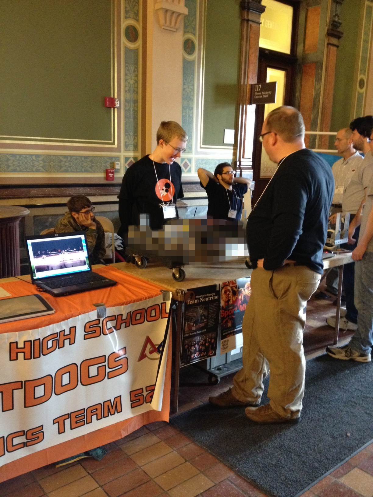 STEM Day @ the Iowa State Capitol