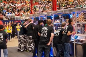 Elimination drive team